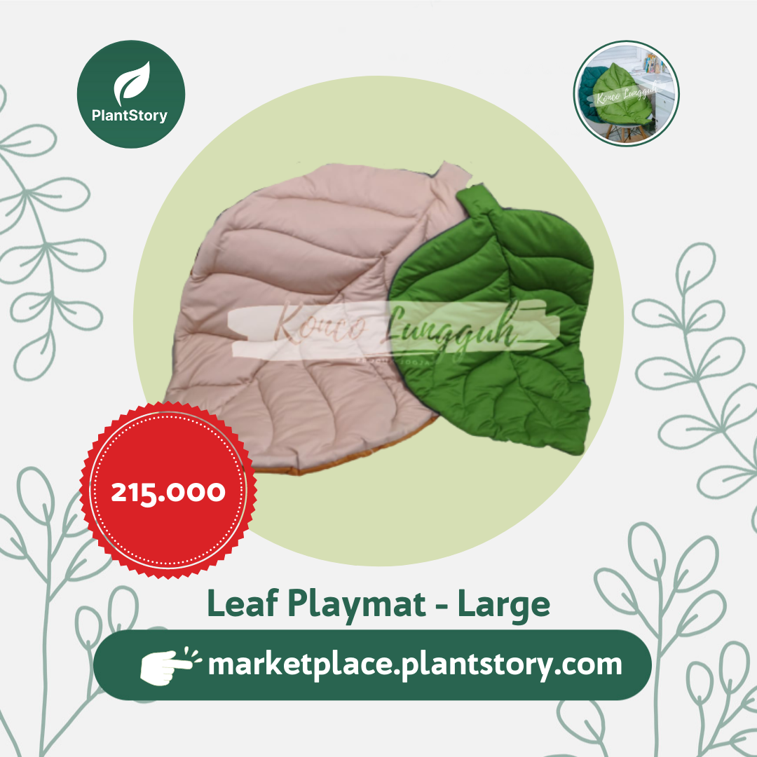 Leaf Playmat - Large